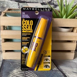 Maybelline The colossal mascara 230